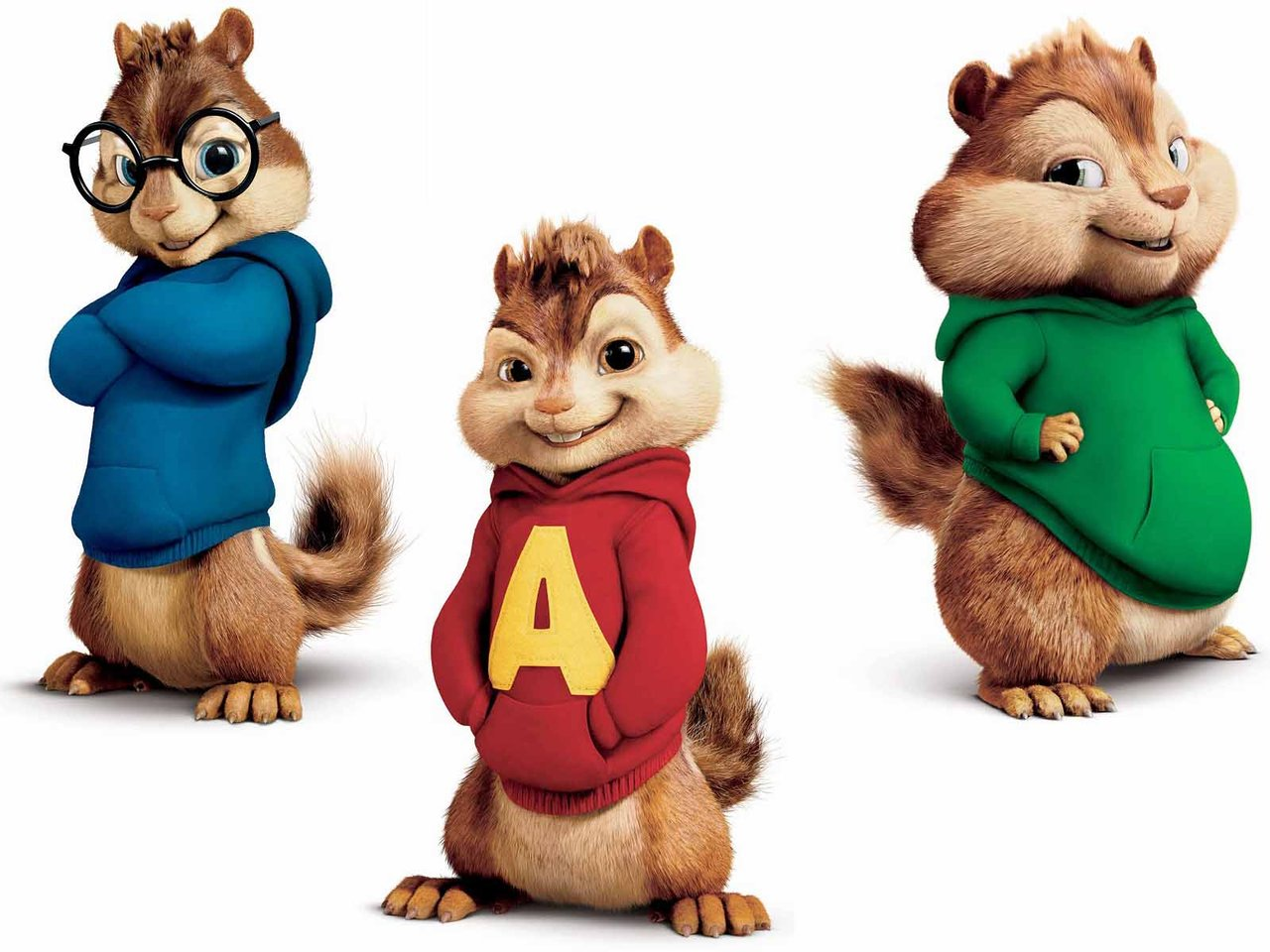MOVIE REVIEW: Alvin and the Chipmunks, The Squeakquel   My Blog