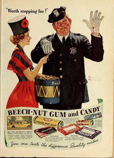 beechnut ad.Rockwell